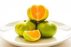 Owoc, cytrus, ugli, obrazy stock
