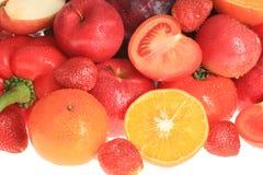 owoc czerwieni warzywa fotografia royalty free