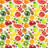 owoc deseniują bezszwowego Zdjęcie Stock