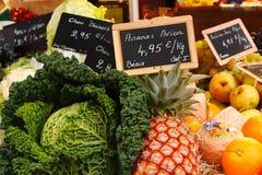 Owoc i warzywo zdjęcie royalty free