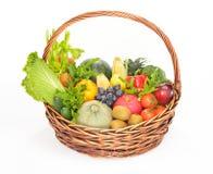 Owoc i warzywo zdjęcie stock