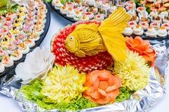 Owoc i warzywo cyzelowanie zdjęcie royalty free
