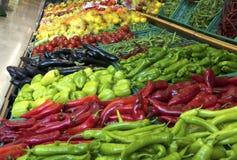 Owoc i warzywo na supermarkecie Zdjęcie Royalty Free