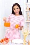 Owoc i warzywo soku zdrowie na dobre Obraz Royalty Free