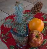 Owoc i wystrój Fotografia Stock