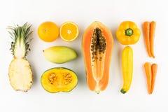 owoc inkasowi warzywa fotografia stock