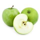 owoc jabłczana zieleń Zdjęcia Royalty Free