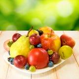 owoc matrycują dojrzałego Zdjęcia Stock