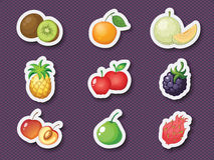 owoc mieszająca Obrazy Royalty Free