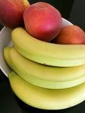 Owoc na talerzu Obrazy Royalty Free