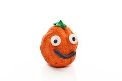 Owoc od sztuki gliny Zdjęcia Stock