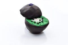 Owoc od sztuki gliny Zdjęcie Stock