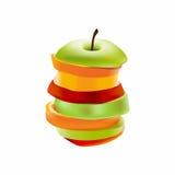 Owoc palowy wektor ilustracja wektor
