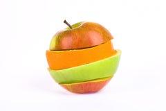 owoc plasterki Zdjęcia Stock