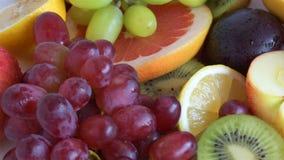 Owoc pokrajać zakończenie zbiory