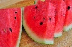 Owoc - Pokrojony arbuz Zdjęcie Royalty Free