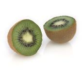 owoc przekrawa kiwi Fotografia Stock