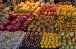 Owoc przy szczupaka miejsca rynkiem obrazy royalty free