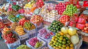 Owoc rynek Pakse, Laos Obraz Stock