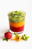 owoc smoothies Fotografia Royalty Free