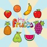 owoc soczyste Zdjęcia Royalty Free
