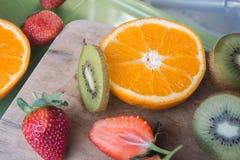 Owoc tło Zdjęcie Royalty Free