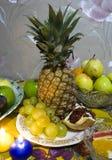 owoc ustawiać Fotografia Royalty Free