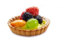 owoc włocha ciasto Fotografia Royalty Free