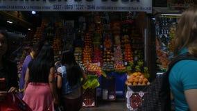 Owoc w rynku fotografia stock