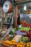 Owoc w San Telmo rynku Obrazy Stock