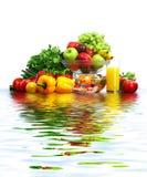 owoc warzywa Zdjęcia Stock