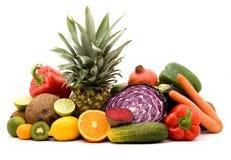 owoc warzywa obrazy stock