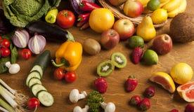 owoc warzywa Zdjęcie Royalty Free