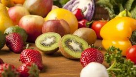 owoc warzywa Fotografia Royalty Free