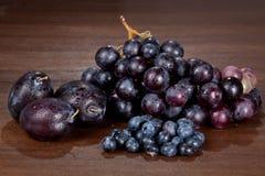 owoc winogron wino Zdjęcie Stock