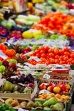 owoc wprowadzać na rynek warzywa Obraz Royalty Free