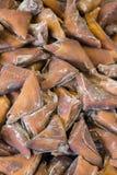 Owoc wysuszona braja jako przekąski jedzenie obrazy royalty free