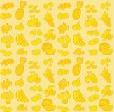 Owoc wzór Ilustracji