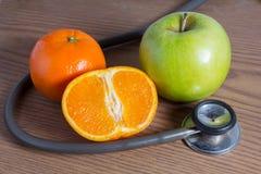 Owoc zdrowie na dobre Zdjęcia Stock