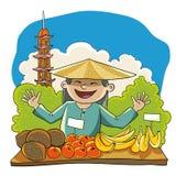 owocarka ilustracji