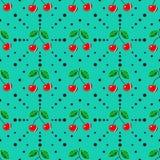 owoce bezszwowy wzoru Obrazy Royalty Free