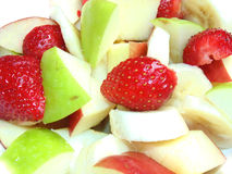 owoce, blisko Obrazy Stock