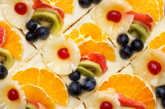 owoce ciastek Obrazy Royalty Free