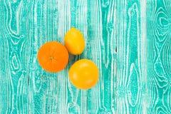 owoce cytrusowe cytryn lime pomarańcze Fotografia Royalty Free