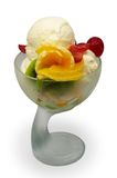owoce kremowy lodu Obraz Stock
