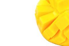 owoce mango pokroić Fotografia Stock