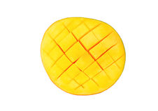 owoce mango pokroić Obrazy Stock