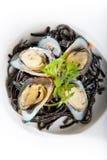 owoce morza jedzenie ostryg Fotografia Stock
