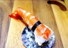 Owoce morza mieszanki półmiska zakończenie up, owoce morza bufet, owoce morza je restaurację Zdjęcia Stock