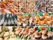 owoce morza tajlandzki zdjęcie stock